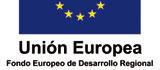 Unión EuropeaFondo Europeo de Desarrollo Regional.
